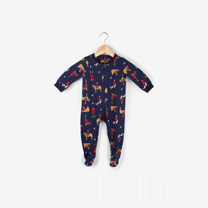 Baby Action Mountie Onesie