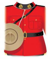 Mountie Add A Kid Bib