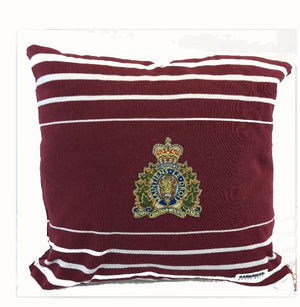 RCMP Crest Cushion