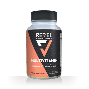 Revel Multivitamin front bottle shot