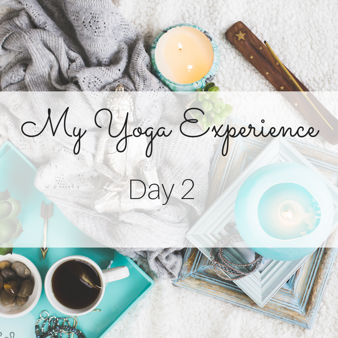 My Yoga Experience - Day 2