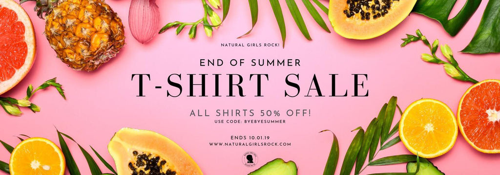 End Of Summer Sale 50% OFF