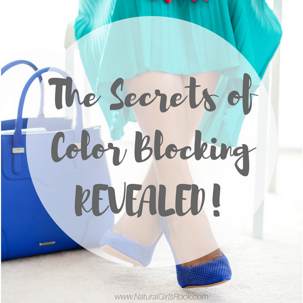 The Secrets of Color Blocking REVEALED!