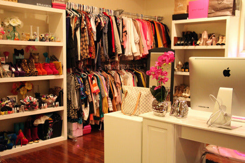 (Open Journal Notes) - A Closet Full Of Clothes....BUT...