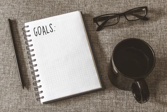 Goal setting! Be sure to do #4...