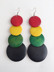 """Inch by Inch"" Earrings"