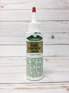 Wild Growth Hair Oil 4 oz.
