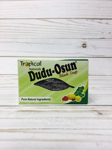 Black Soap Bar (Dudu Osun)