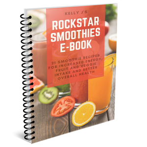Rockstar Smoothies E-Book
