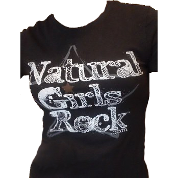 "Natural Girls Rock - ""WHITE LABEL"""