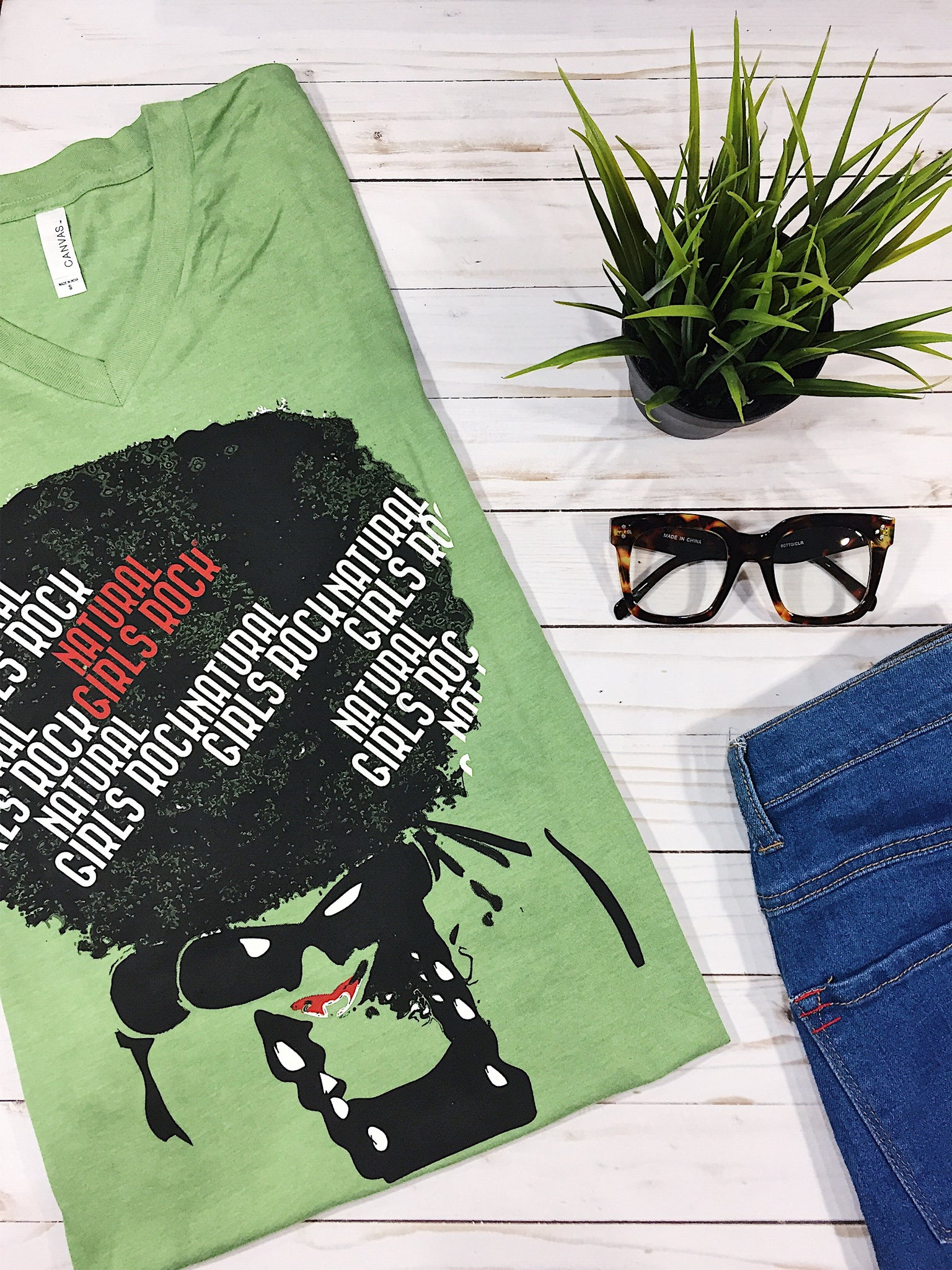 """Fro LIFE"" T-Shirt - Green"