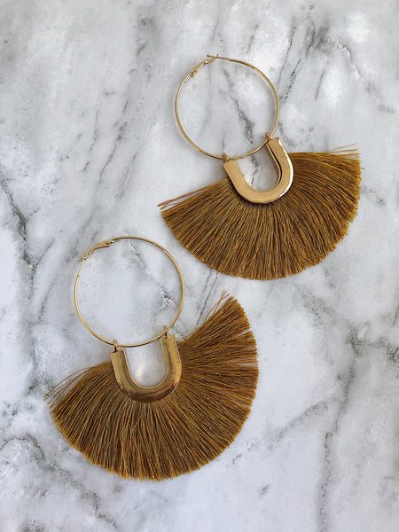 Forever Fringe Earrings