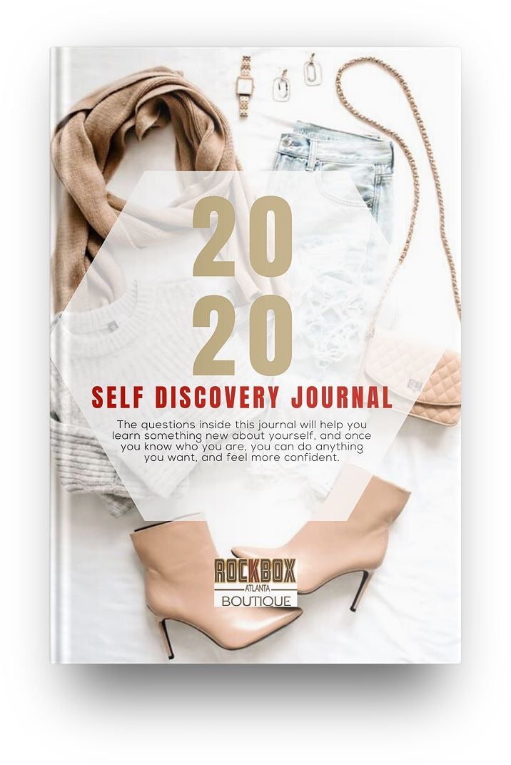 """2020 Self Discovery Journal"""