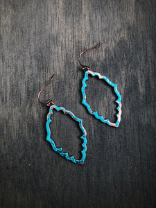 """Mint Condition"" Earrings"