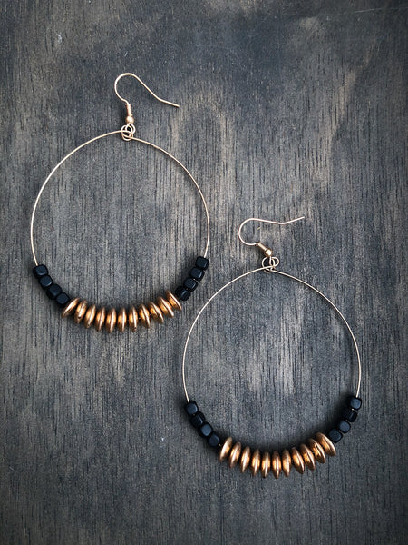 """Wired Wild"" Earrings"