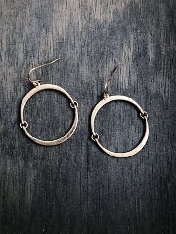 """Clean Slate"" Earrings"