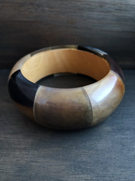 """The Bold and the Boho"" Bangle"