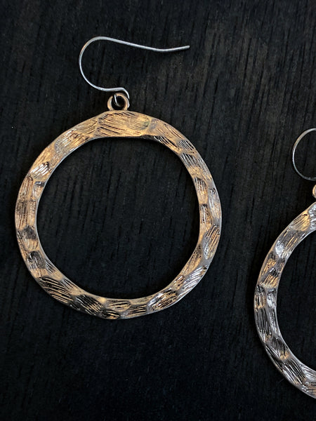 """Back to the Basics"" Earrings"