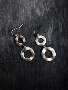 """Well Rounded"" Earrings"