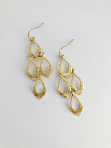"""Top Tier"" Earrings"