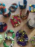 Deal of the Day - Mystery African Print Bracelet/Earring Combo