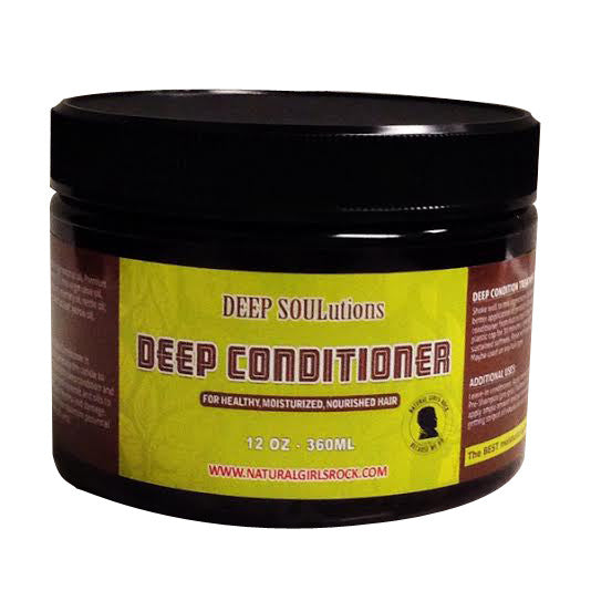 Natural Girls Rock - Deep SOULutions Deep Conditioner