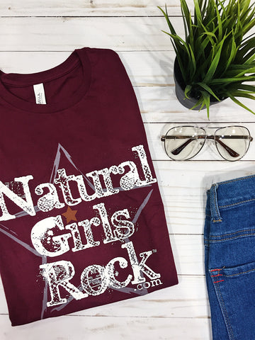 "Natural Girls Rock - ""WHITE LABEL"" - Merlot Maven"