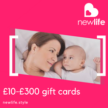 Load image into Gallery viewer, newlife.style gift cards £10-300