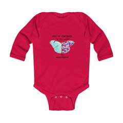 "Infant ""Don't Be Conformed"" Long Sleeve Bodysuit"