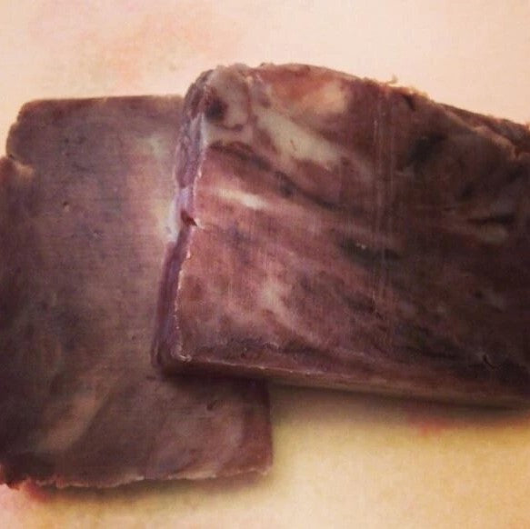 Chocolate Decadence Soap - 4 Bars