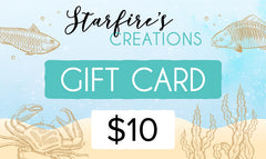 Starfire's Creations Gift Card