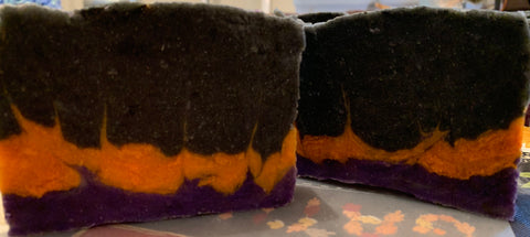 Witching Hour Soap - 4 Bars