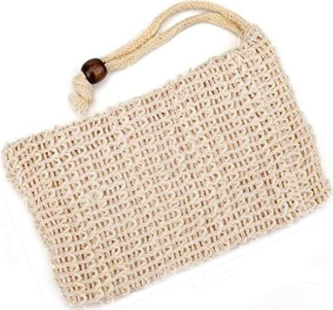 Sisal Soap Saver Bags - Set of 3