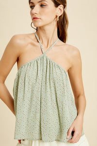 Hannah Sleeveless Top