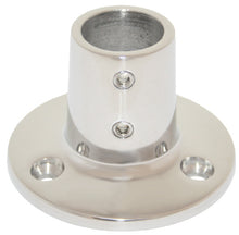 Rail Fitting 90 Degree Round Base - 22mm - bosunsboat