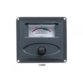 BEP ANALOGUE VOLTMETER PANEL 24 VOLT