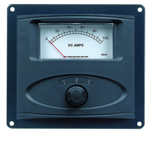 BEP ANALOGUE AMMETER PANEL