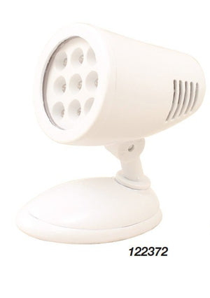 Cabin Light - LED Cabin Reading Light - White - bosunsboat