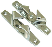 Stainless Fairleads - Pair - 112mm - bosunsboat