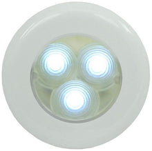 LED Cockpit / Interior Light - Circular (White 12v)