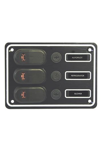 WEATHERPROOF SWITCH PANELS