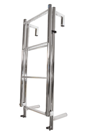 YACHT TOE RAIL LADDER - bosunsboat