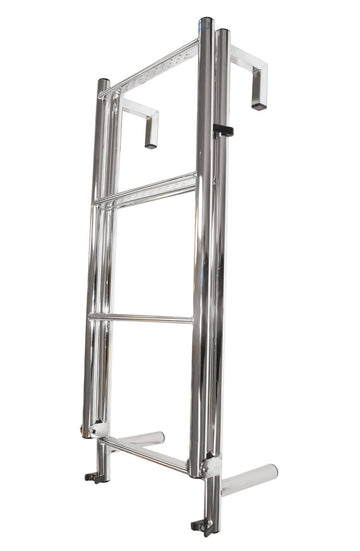 YACHT TOE RAIL LADDER