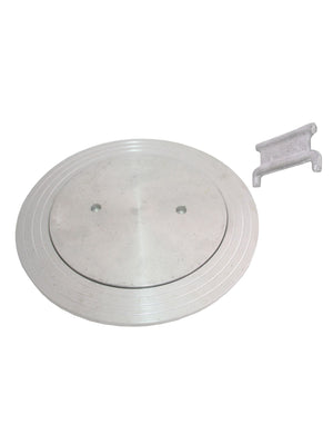 Deck Plate - Aluminium - 140mm