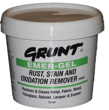 GRUNT EMER-GEL Rust, Stain & Oxidation Remover