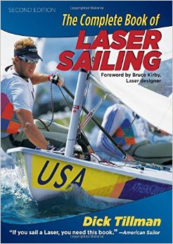 Book -  Complete Book Of Laser Sailing
