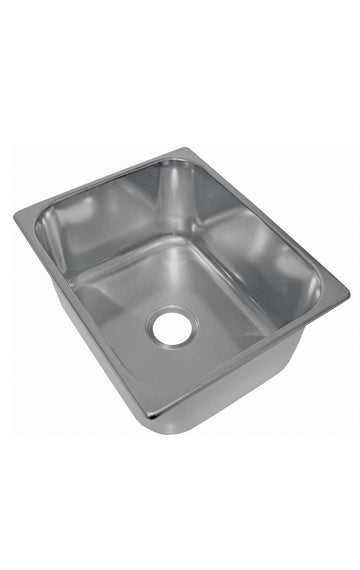 STAINLESS STEEL SINKS - RECTANGULAR