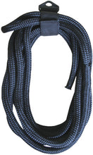 BLACK NYLON DOCK LINES - bosunsboat