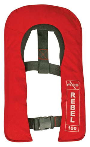 REBEL 100 AUTOMATIC LIFE JACKET - JUNIOR - bosunsboat