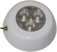 LED Cabin Lights - 3 x LED's With Switch - bosunsboat